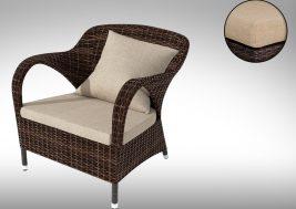 Кресло из ротанга Onine