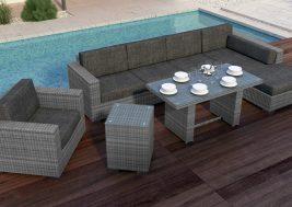 Комплект мебели из ротанга Brillante