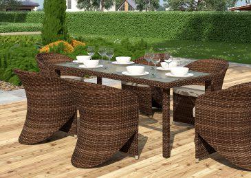 Стол садовый LEPRE 1