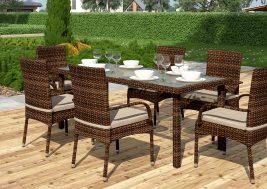 Стол садовый LEPRE 9