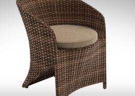 Кресло из искусственного ротанга AQUILA 2