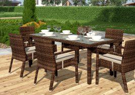 Стол садовый LEPRE 11