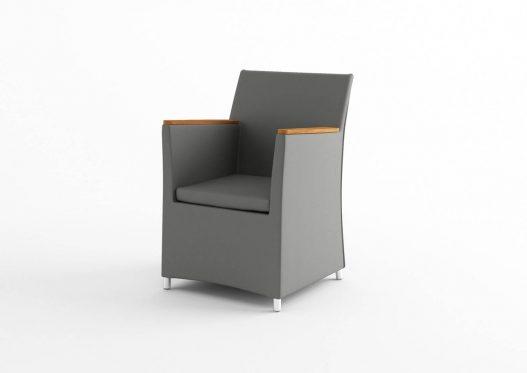 Садовое кресло MERIDA TEAK 8