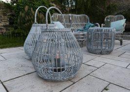 Комплект мебели из ротанга Cannes 4