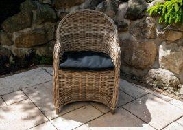 Кресло из натурального ротанга VERSAILLES 4