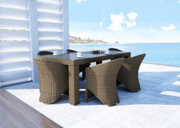 Fotele Dolce Vita I Stol Rapallo Royal Piaskowe 1395662627