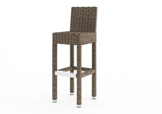 Барный стул из ротанга (техноротанга) SONDRIO 1