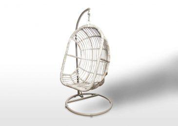 Подвесное кресло NICEA из натурального ротанга 10