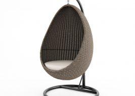 Подвесное кресло для сада Cocoon Royal 4