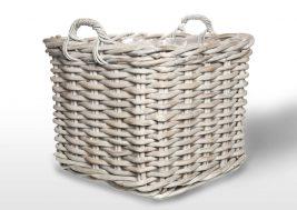 Плетеная корзина из натурального ротанга Narbonne 17