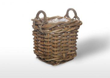 Плетеная корзина из натурального ротанга Narbonne 18