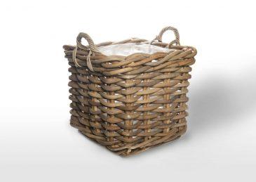Плетеная корзина из натурального ротанга Narbonne 19