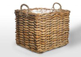 Плетеная корзина из натурального ротанга Narbonne 2