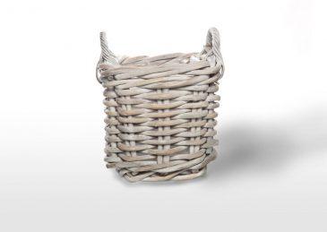 Плетеная корзина из натурального ротанга Narbonne 3