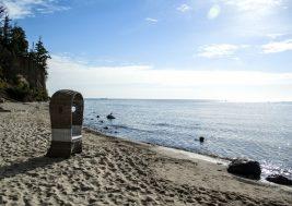 Кресло пляжное из ротанга ST TROPEZ 2