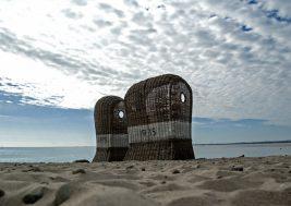 Кресло пляжное из ротанга ST TROPEZ 5