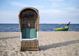 Кресло пляжное из ротанга ST TROPEZ 6