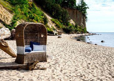Кресло пляжное из ротанга ST TROPEZ 1