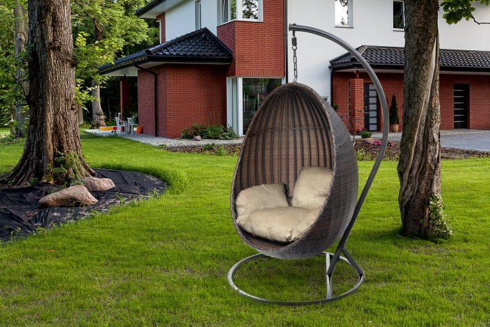 кресло подвесное кокон