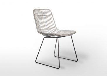 Садовый стул из натурального ротанга DINAN 10