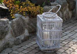 Лампион Rousillon из ротанга 13