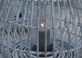 Lampion Okragly Caen 41