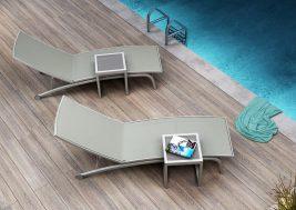 Шезлонг для бассейна SEVILLA 5