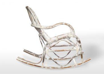Кресло-качалка из натурального ротанга Marsielle 6