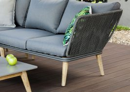 Садовая мебель CORFU 15