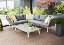 Садовая мебель Corfu Ii 4
