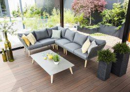 Садовая мебель Corfu Ii 8