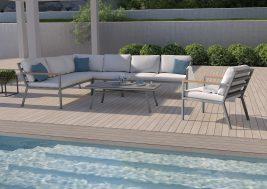Комплект садовой мебели Lugo 2