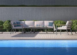 Комплект садовой мебели Lugo