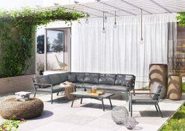 Комплект садовой мебели Lugo 10