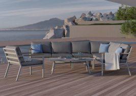 Комплект садовой мебели Lugo 12