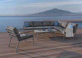 Комплект садовой мебели Lugo 13