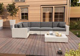 Комплект садовой мебели Milano Royal 2 1