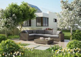 Комплект садовой мебели Milano Royal 2 2