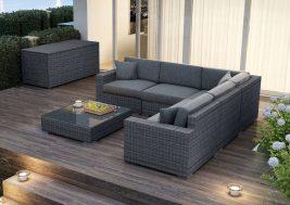 Комплект садовой мебели Milano Royal 2 3