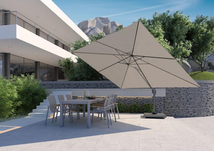 Зонт садовый Challenger T¹ Premium 3 х 4 м 1