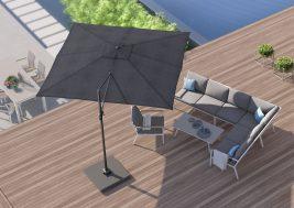 Современный зонт садовый Challenger T² 3x3 м 5