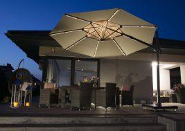 Parasol Ogrodowy Solarflex T2 O35 Glow 3
