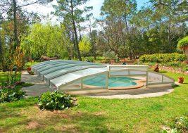 Павильоны над бассейнами 10