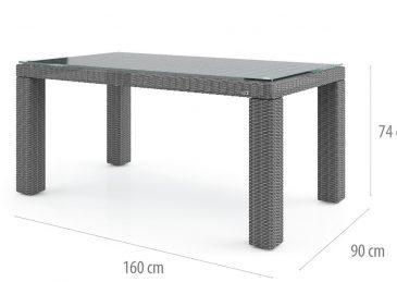 садовый стол Rapallo 2