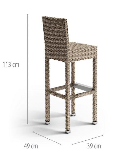 барный стул sondrio