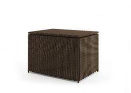 Плетеная корзина (ящик) SCATOLA 100 см 1