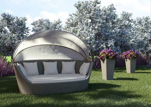 Садовый диван Portofino Royal 2