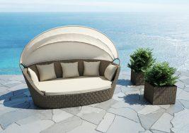 Садовый диван Portofino Royal 1