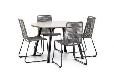 Садовый стол SIMI 120 см 8