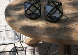 Обеденный стол Bordeaux Teak 8